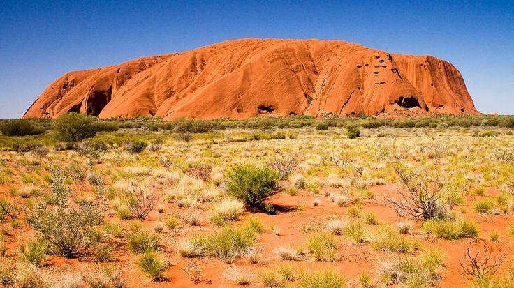 Uluru National Park in Australia