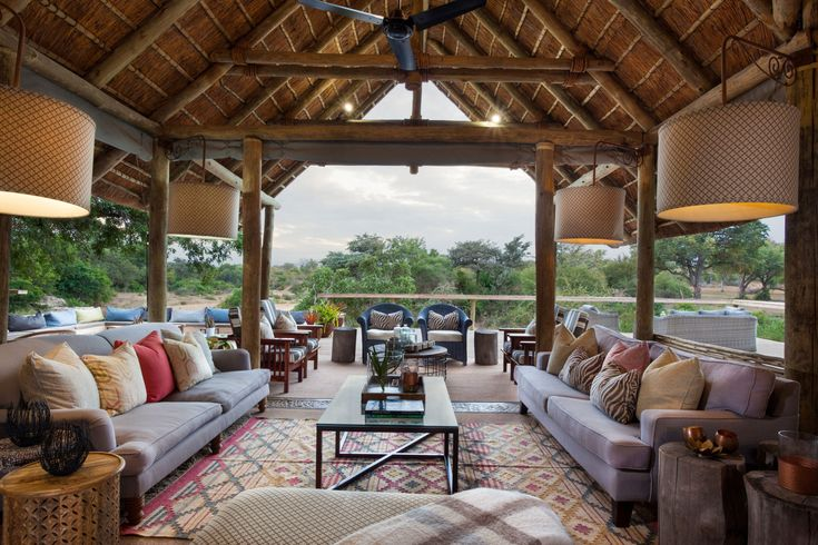 Thornybush private nature reserve lies in the heart of Big Five Country, next to the Greater Kruger National Park> Enter to win a getaway now.