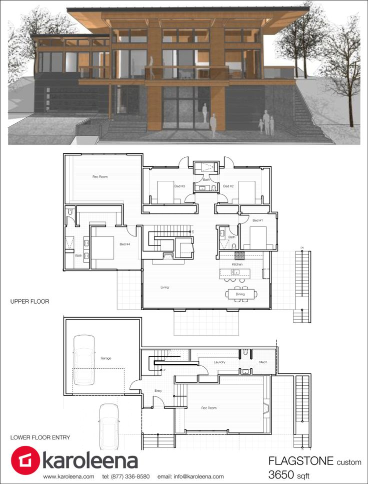 Check Out These Custom Home Designs. View Prefab And Modular Modern Home  Design Ideas By Part 40
