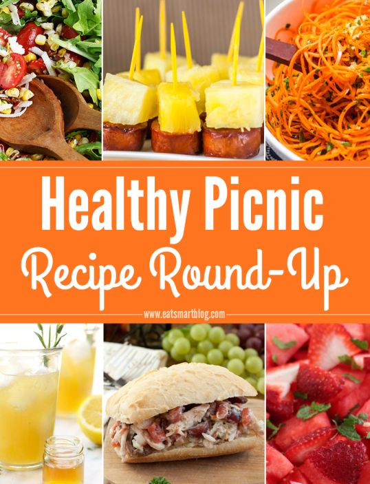 Why settle for a sandwich and chips when you can make these healthy picnic recipes? They are easy to transport and taste delicious!