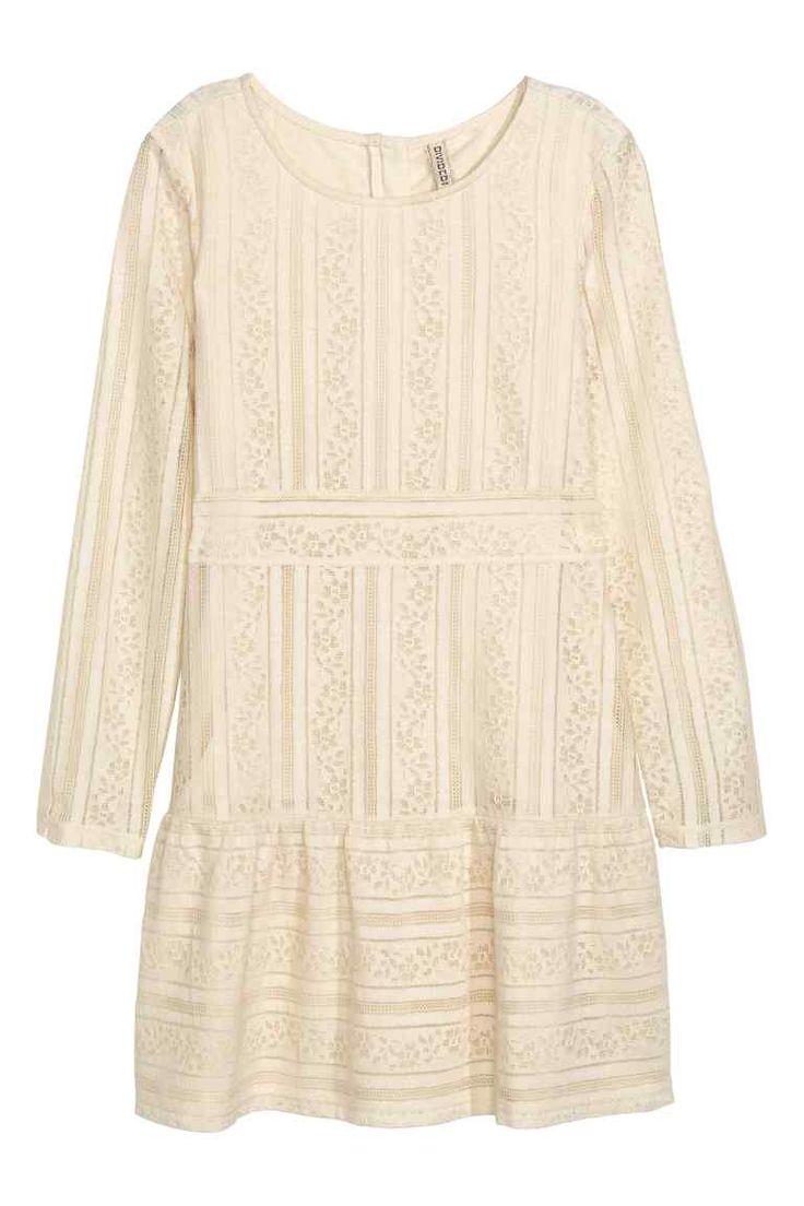 Koronkowa sukienka   H&M