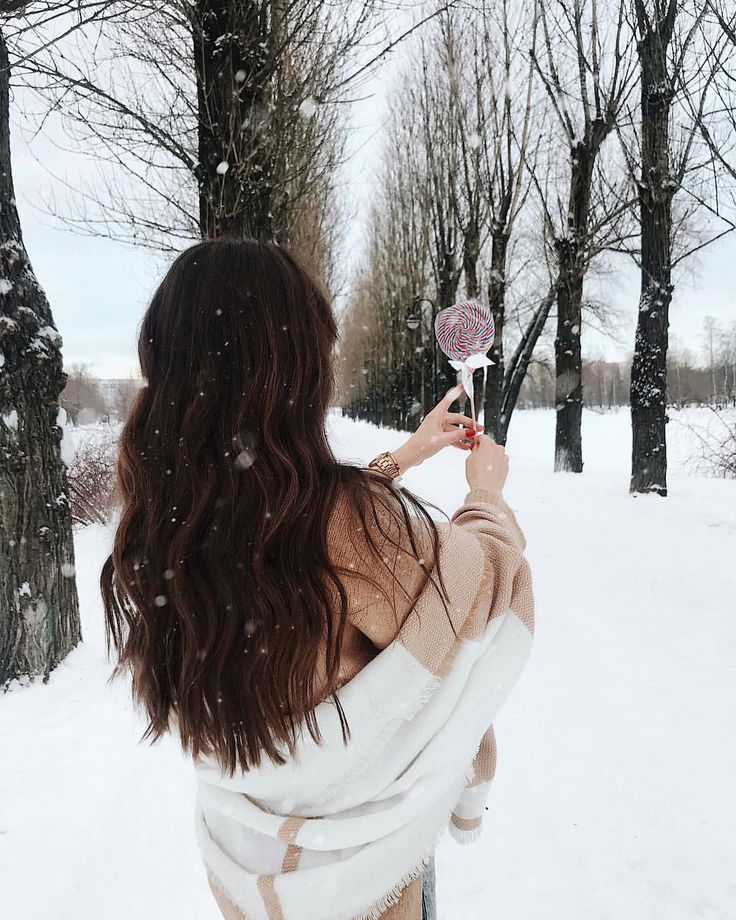 образом, фото красивых азербайджанок со спины зимой ваших целей