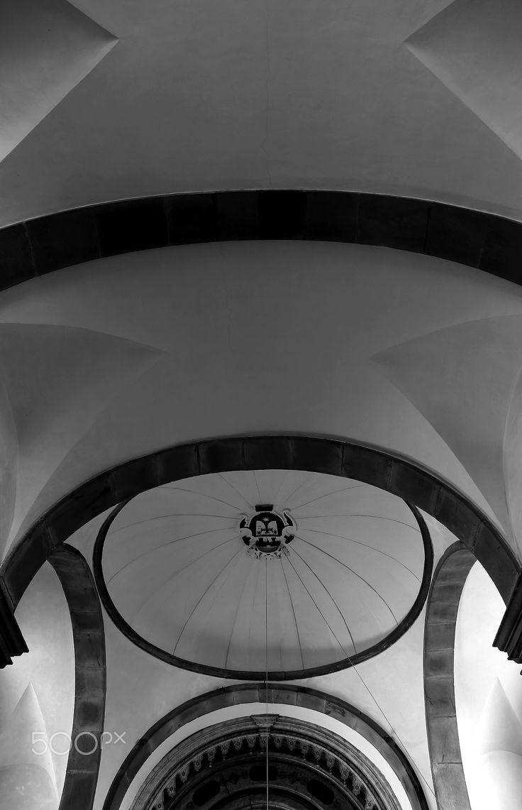 Arches - Convento de Santa Cruz, Buçaco,Portugal
