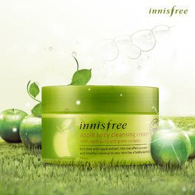 Innisfree Apple Juicy Cleansing Cream: Click to go to SkincareDupes.com to view possible dupes!