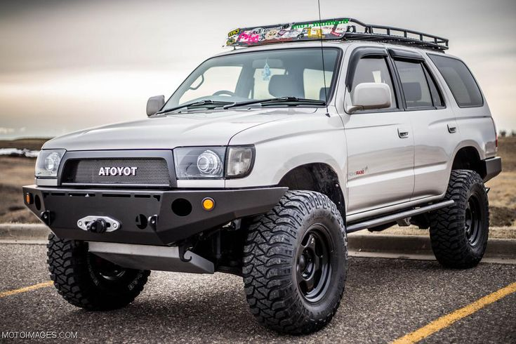 2014 2015 Toyota 4runner Limited Lifted