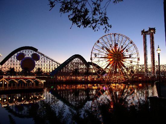 Disney California Adventure Park - Anaheim, CA