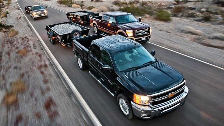 nice 2012 Chevrolet Silverado 2500 vs. 2012 Ford F-250 Super Duty, 2012 Ram 2500 - CAR and DRIVER