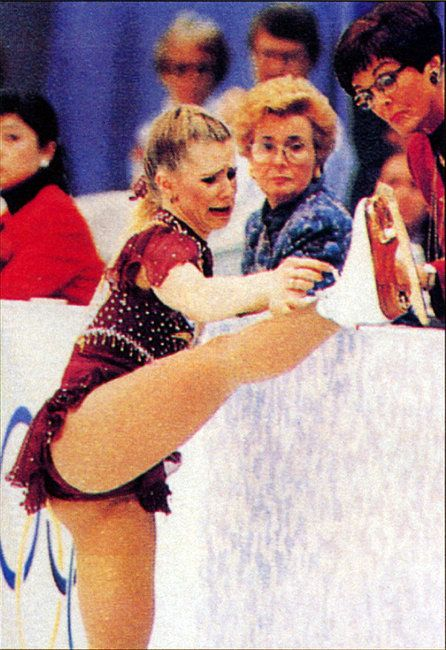 If Tonya Harding hadn't been such a hot mess of crazy I may have never discovered my love for figure skating.