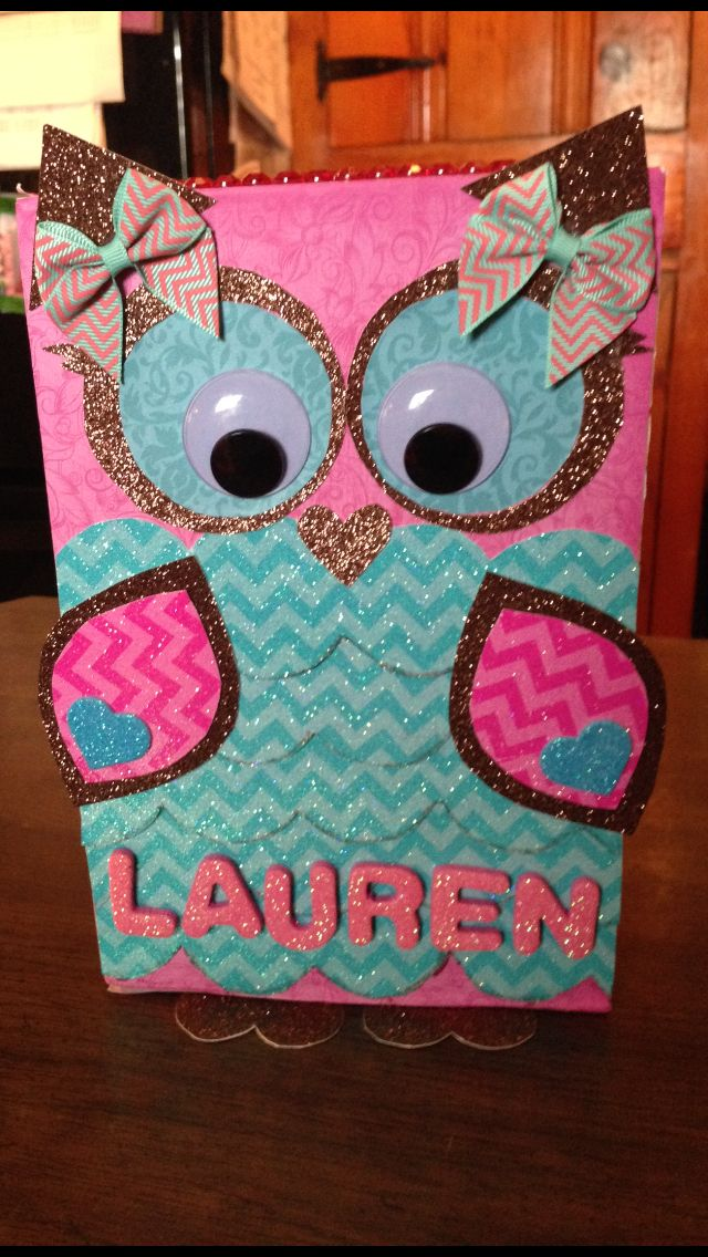 25 Best Ideas about Valentine Box – Homemade Valentine Cards for School