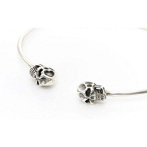 until death do us part bracelet,skull bracelet, Christmas Gifts