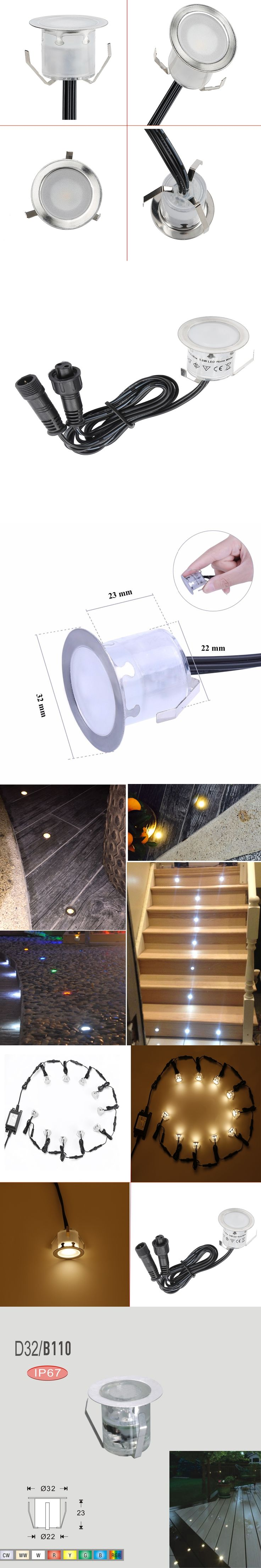 Best 25 Led deck lights ideas on Pinterest