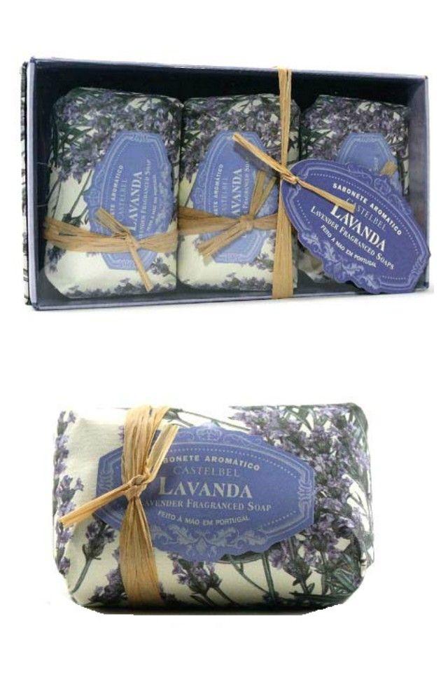 Soap Lavender Castelbel                                                                     #castelbel #lavander #soap