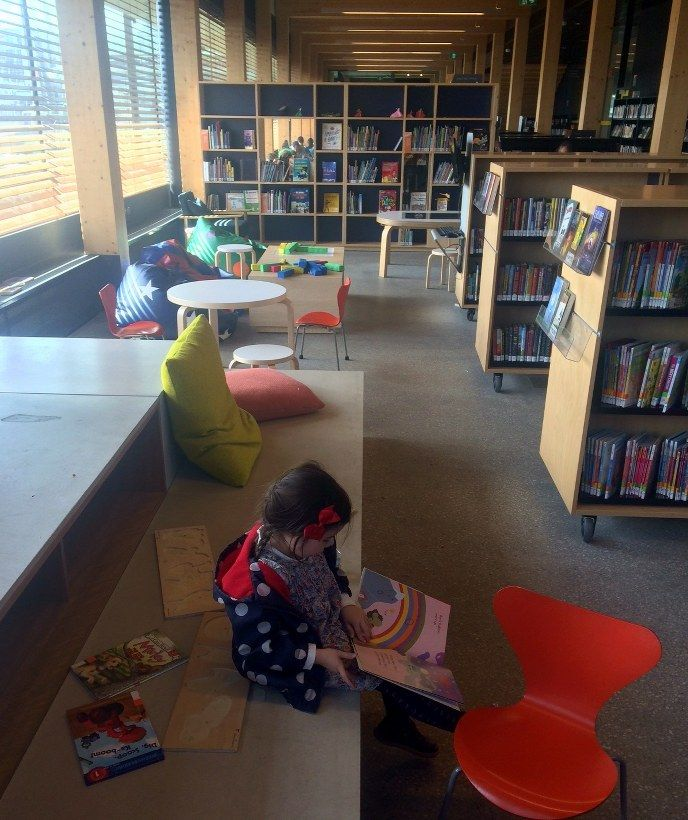 If a library could be sexy, then Library at the Dock would be it. We adore this sustainably built library, with its spectacular water views, huge children's book collection and inviting children's space. Not to mention the very cool playground right outside. It's worth a special trip! bit.ly/libraryatthedock ‪#‎tothotornot‬ ‪#‎libraryatthedock‬ ‪#‎docklands‬ ‪#‎melbourneforkids‬ ‪#‎kidfriendly‬