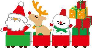 無料イラスト/クリスマスのイラスト/無料素材