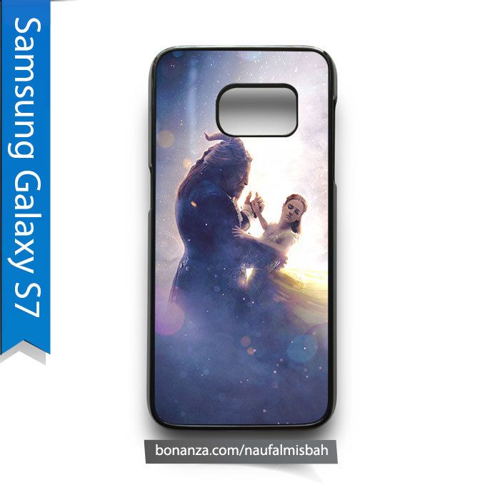 Beauty and The Beast Dancing Samsung Galaxy S7 Case Cover