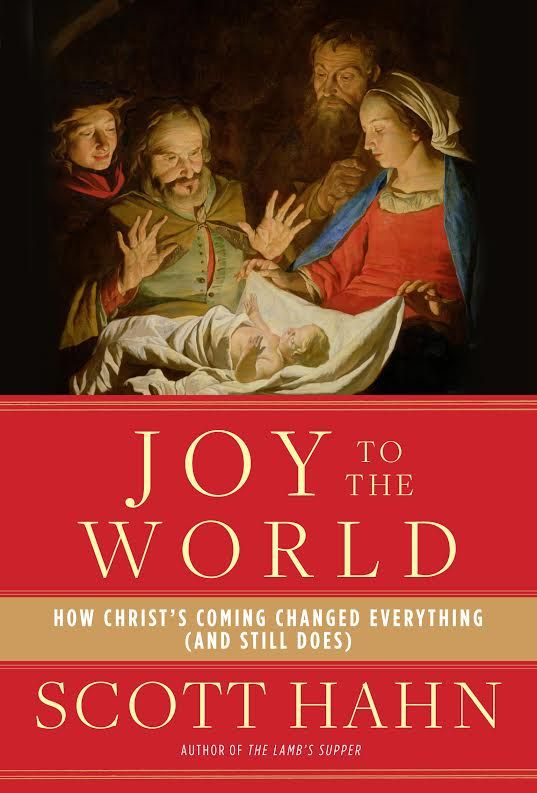 Catholic author Scott Hahn responds to a Q&A about his latest Catholic book out for the Christmas season, Joy to the World: How Christ's Coming Changed Everything.
