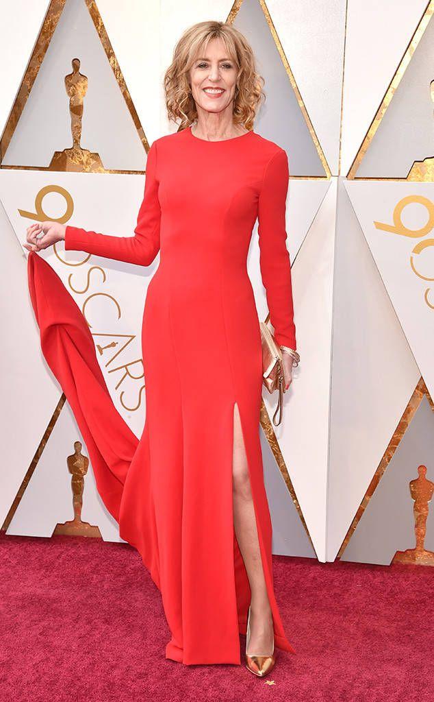 Christine Lahti, 2018 Oscars, Red Carpet Fashions  #Oscars2018 #Oscars