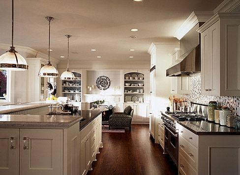 Sarah Richardson Design   Oceanview Estate   Kitchen