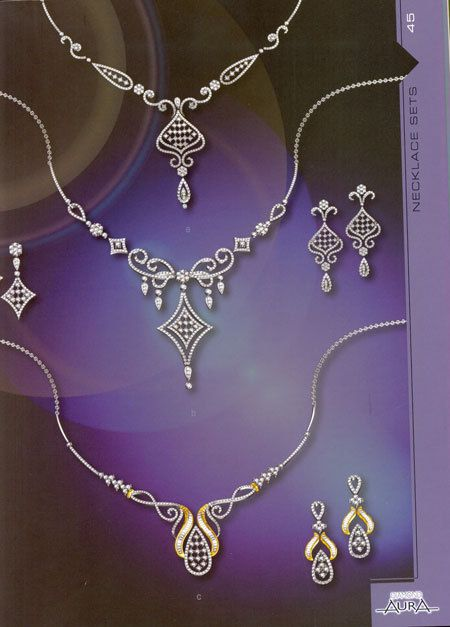DIAMONDAURA3 Jewellery Book - DIAMONDAURA3 Jewellery Book Exporter, Importer & Manufacturer, Mumbai, India