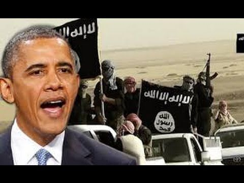 BREAKING : OBAMA CAUGHT AGAIN HELPING ISIS!