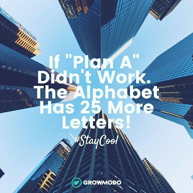 Never give up and keep testing when things doesn't work out the first time! #staycool #cro #startup #success #entrepreneur #business #inspiration #motivation