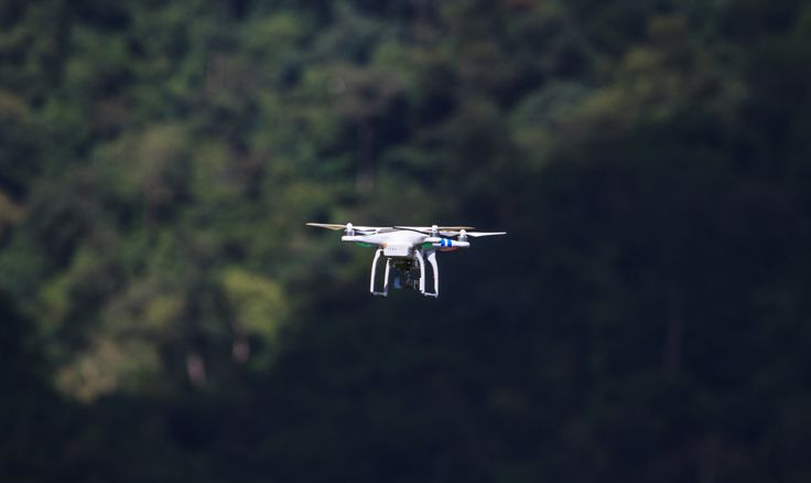 Stats show small drones pose minimal risk to planes