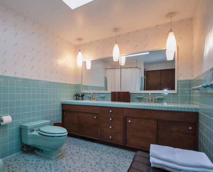 best 20 mid century bathroom ideas on