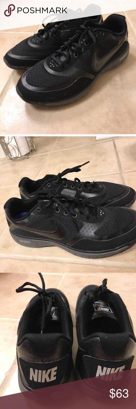 Nike free size 8 all black XT sneakers Nike free size 8 all black XT sneakers Nike Shoes Sneakers