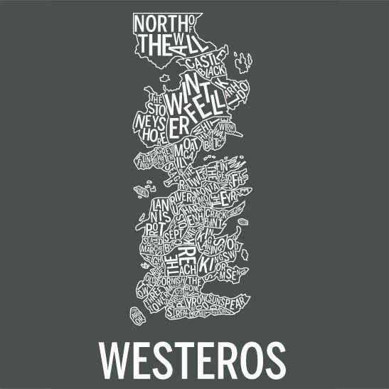 Westeros negativ grafit