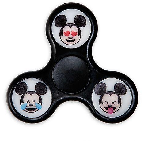 Mickey Mouse Light-Up Fidget Spinner