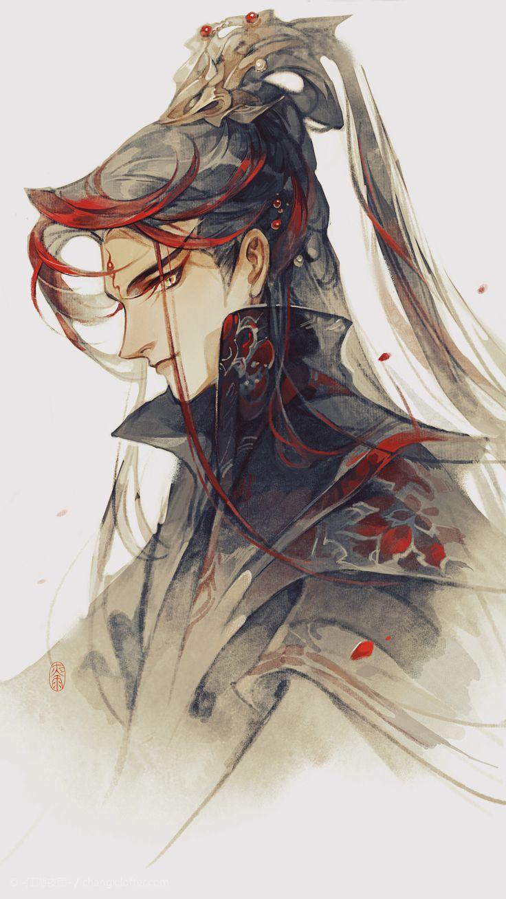 无敌是多么~多么寂寞~看过苍月江湖夜雨 Character art, Ancient chinese