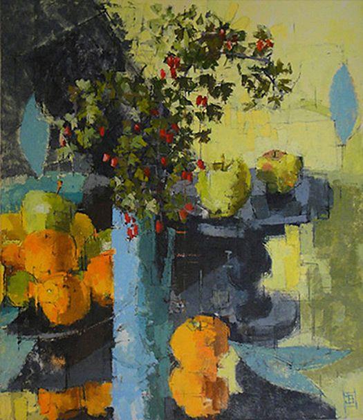 hawthorne - Jill Barthorpe