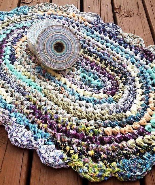Gypsy Rag Rug On A Roll Fabric Collection Ragrug Gypsy Fabric