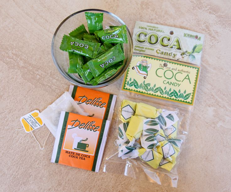 Have you ever tried anything made from Coca leaves?  (Not the illegal stuff, silly...)