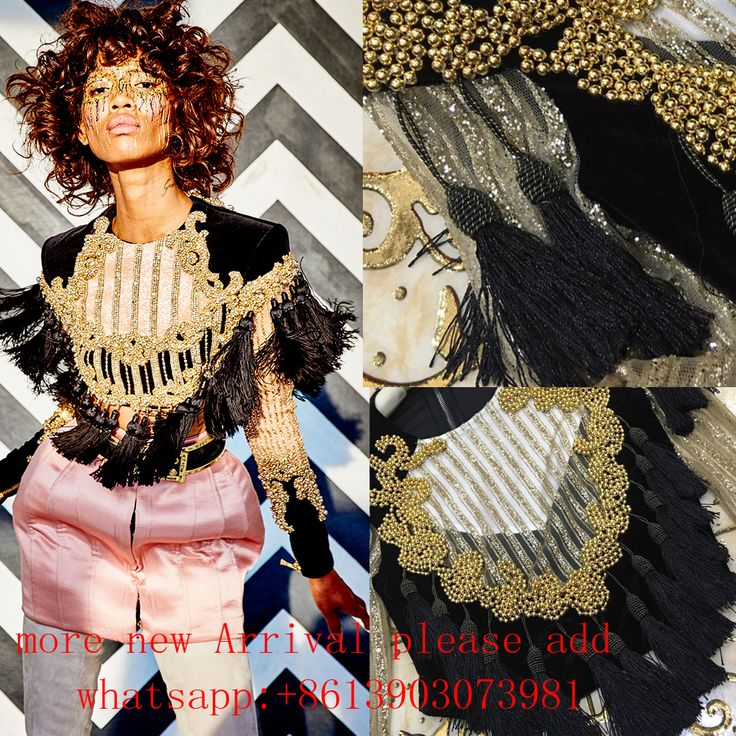 Find More Tank Tops Information about 2017 New  Embroidery Beaded Sequin Crop Top Sexy Celebrity Runway Winter Handmade Embroidery Outfit Broque Vintage Fringe Top,High Quality fringe trim,China top goth Suppliers, Cheap fringing camera from pinkcat apparel wholesale dropshipping on Aliexpress.com