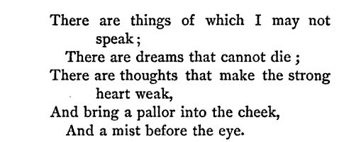 Henry Wadsworth Longfellow - My Lost Youth