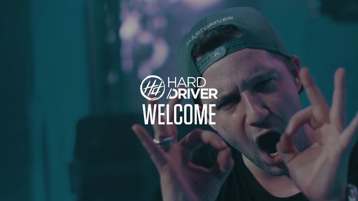 Hard Driver - Welcome (Official Video Clip)