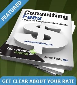 business consultants fees