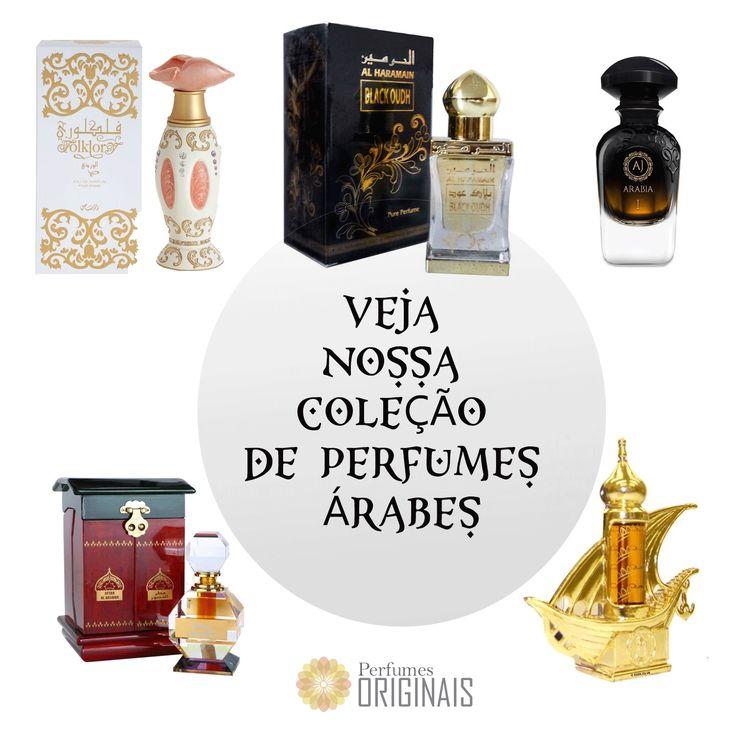 PERFUMES ÁRABES  O ofício da perfumaria é uma parte essencial da cultura muçulmana. Perfumes árabes têm rodado o mundo com suas fragrâncias diferentes e são hoje sinônimo de herança antiga, bem como definidos como fino e luxuoso.Se você conhece algum, dê sua opinião, ela é muito útil e bem vinda em nosso site .Veja todos disponivéis no link abaixo.  http://perfumesoriginais.com.br/perfumes-arabes  #perfumes, #perfumesimportados, # perfumesoriginais, #perfumesdenicho, #nicho, #comprarperfum