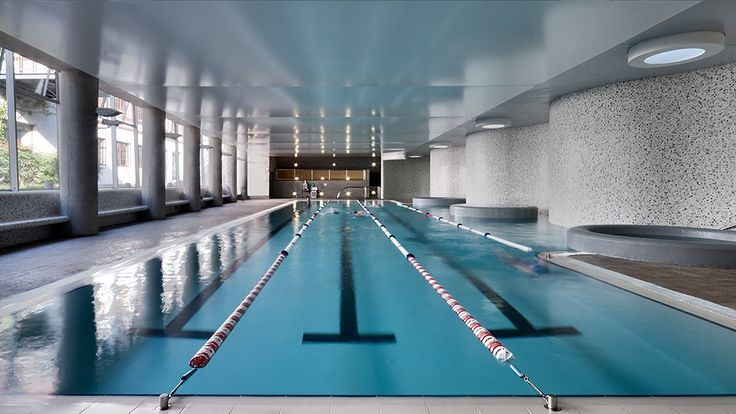Gallery of P.W.C.C. Spa & Fitness Center / PLAN Arquitectos + Loroworks Architects - 10