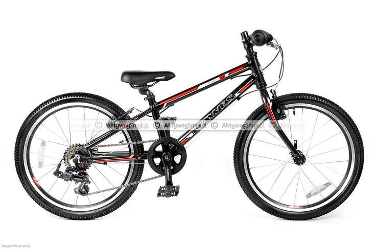 Lekki rower Dawes Academy 20 na kołach 20 cali