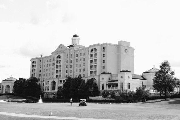 The Ballantyne Hotel in Charlotte, NC