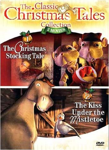 Christmas Tales Collection - The Christmas Stocking Tale/The kiss Under The Mistletoe - Vol.1 Movies (DVD / Blu-ray) & Video Games up to 80% OFF at www.iNetVideo.com