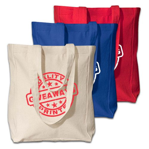 Custom Liberty Bags Susan Canvas Tote (Q506965)