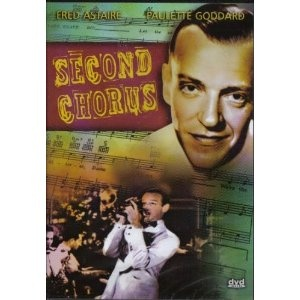 Second Chorus (1940) - When perennial college students Danny O'Neill and Hank Taylor are forced to make it on their own, the competitive pair get jobs with Artie Shaw's band and reunite with ex-manager Ellen Miller.