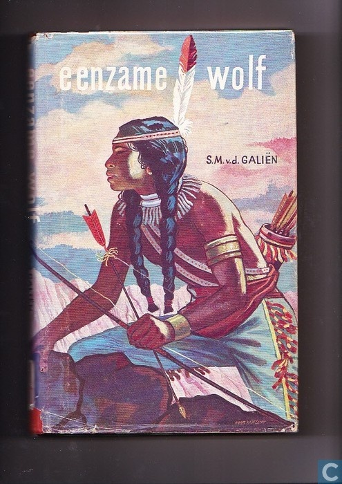 Eenzame wolf serie