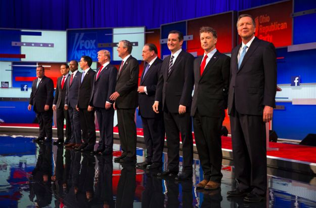The Republican Presidential Candidates Really, Really Aren't For Abortion - BuzzFeed News