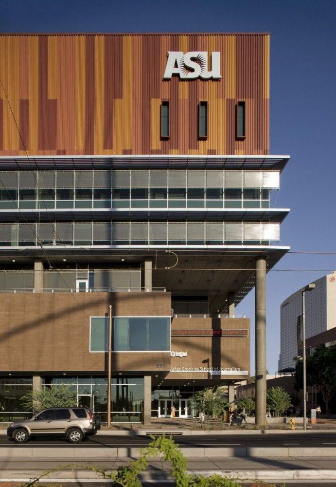 Arizona State University Walter Cronkite School of Journalism & Mass Communication / Ehrlich Architects