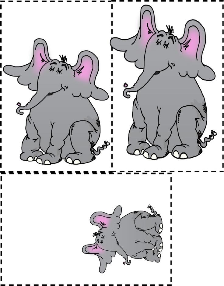 Dr. Seuss Circus Printable Activities
