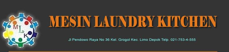 Mesin laundry kitchen